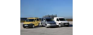 VW Caddy furgon bérlés, teherautó bérlés