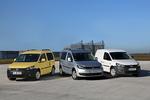 VW Caddy és a Transporter a legjobb haszonjárművek