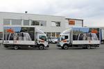 Elektromos teherautók a belvárosokban