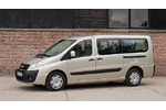 Ford Tourneo Custom vs. Fiat Scudo Family