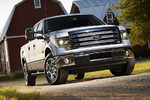 Ford F-150 pick-up 4x4