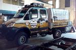 Iveco Daily 4x4 terep-teherautó