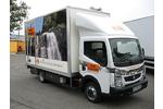 Renault Maxity - elektromos teherautó