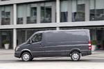Angliában a Sprinter az év flotta-transzportere