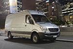 Mercedes Sprinter a nyerő Ausztráliában is