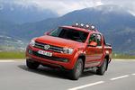 Volkwagen Amarok pick-up az év terepjárója