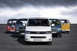 Volkswagen T6 kisbusz, furgon